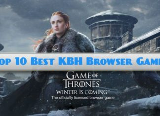 Best KBH Browser Games