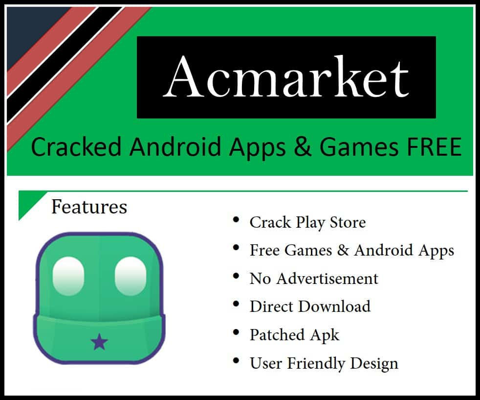 ACMarket APK | Download Cracked Apps For Android - PremiumInfo