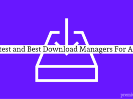 10 fastest and best android download managers for android