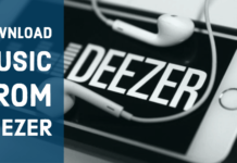 Download Music From Deezer