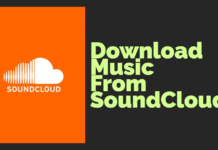 Download Music From SoundCloud