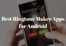 Best ringtone maker apps for android