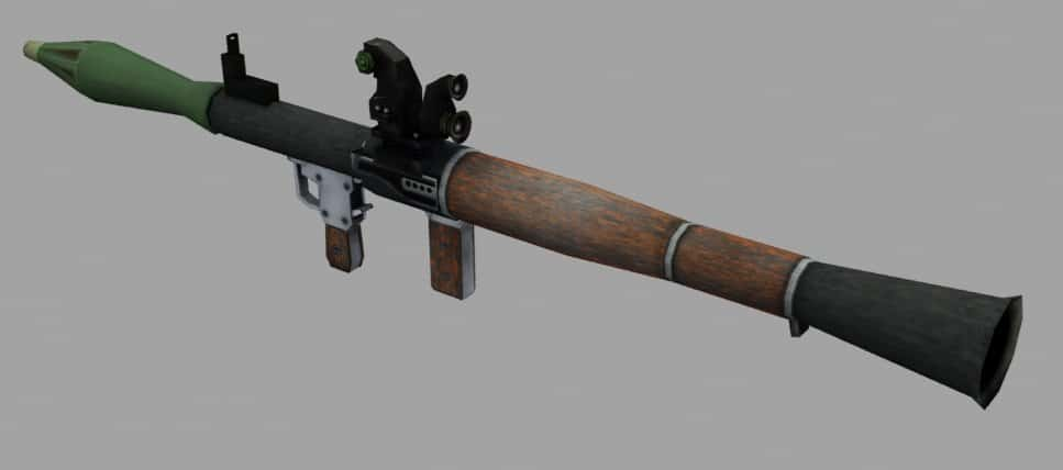 Weapons present in Project IGI