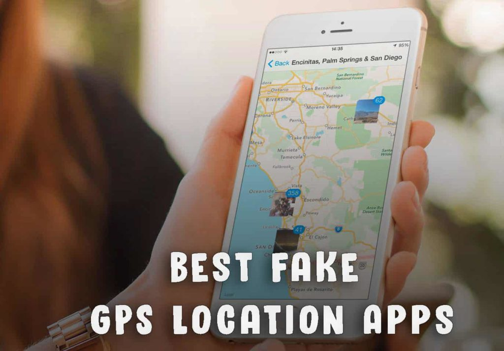 fake gps location apps