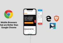 best mobile browsers better than chrome
