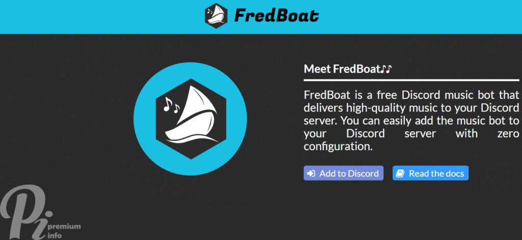 FredBoat Bot for Discord