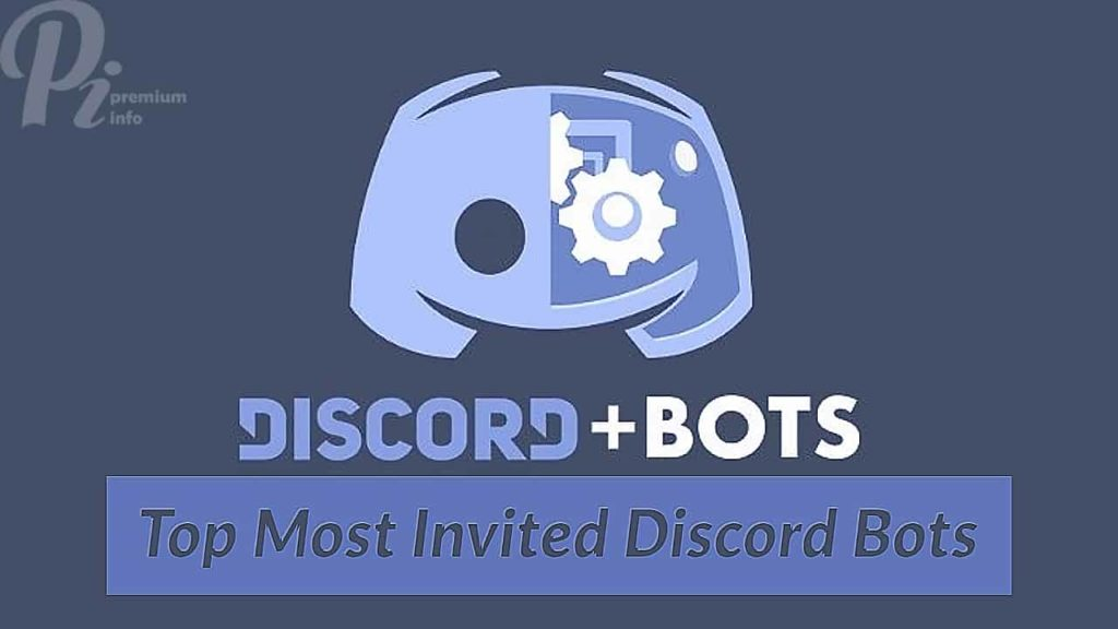Top Most Invited Discord Bots