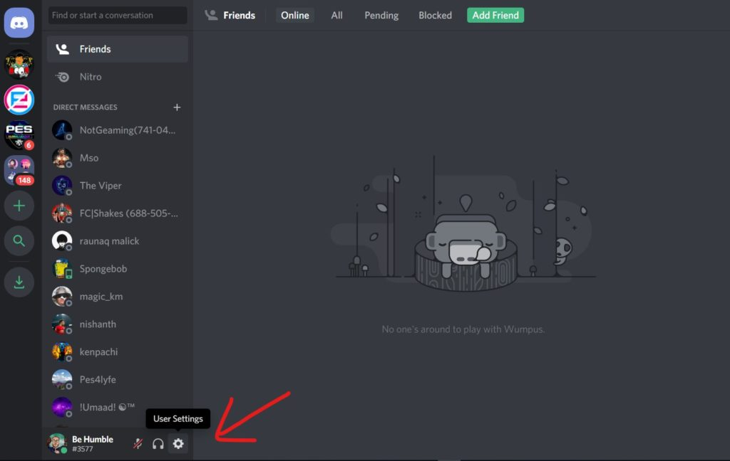 enable streamer mode