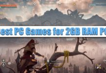 Best PC Games for 2GB RAM PC Without Graphic Card