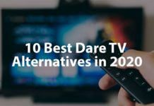dare tv alternatives