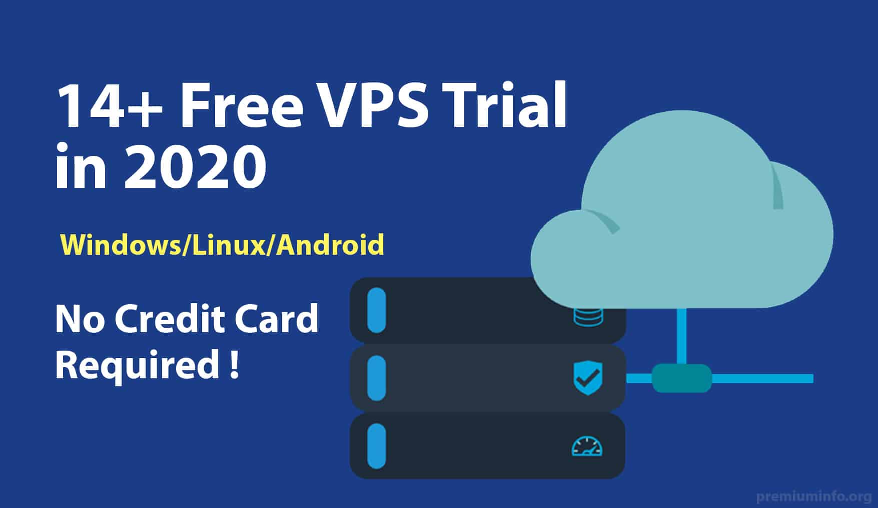 free vps trial without credit card
