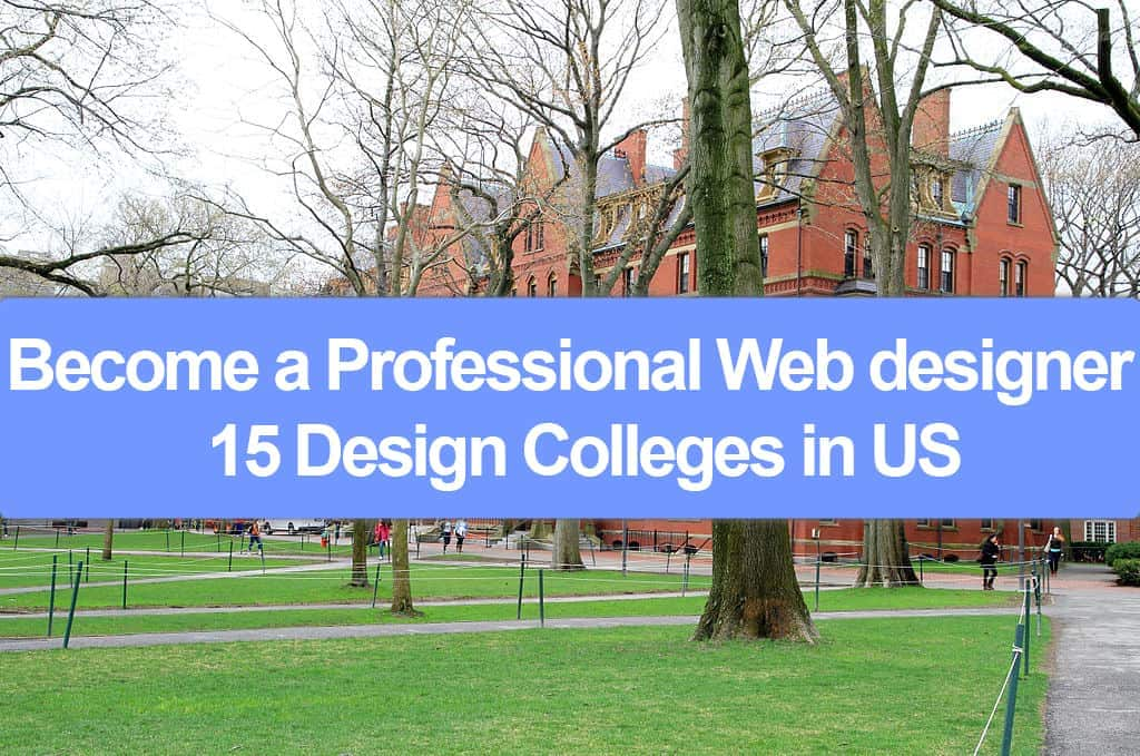 Design Colleges in the United States