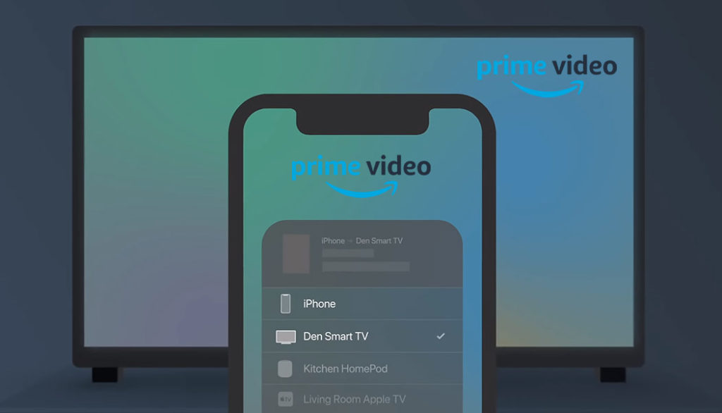 iphone to apple tv casting