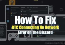 Fix RTC Connecting No Network Error on Discord