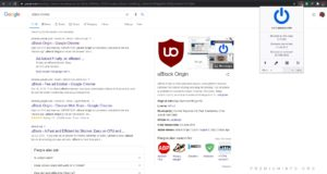 uBlock origin for Chrome to block Youtube Ads