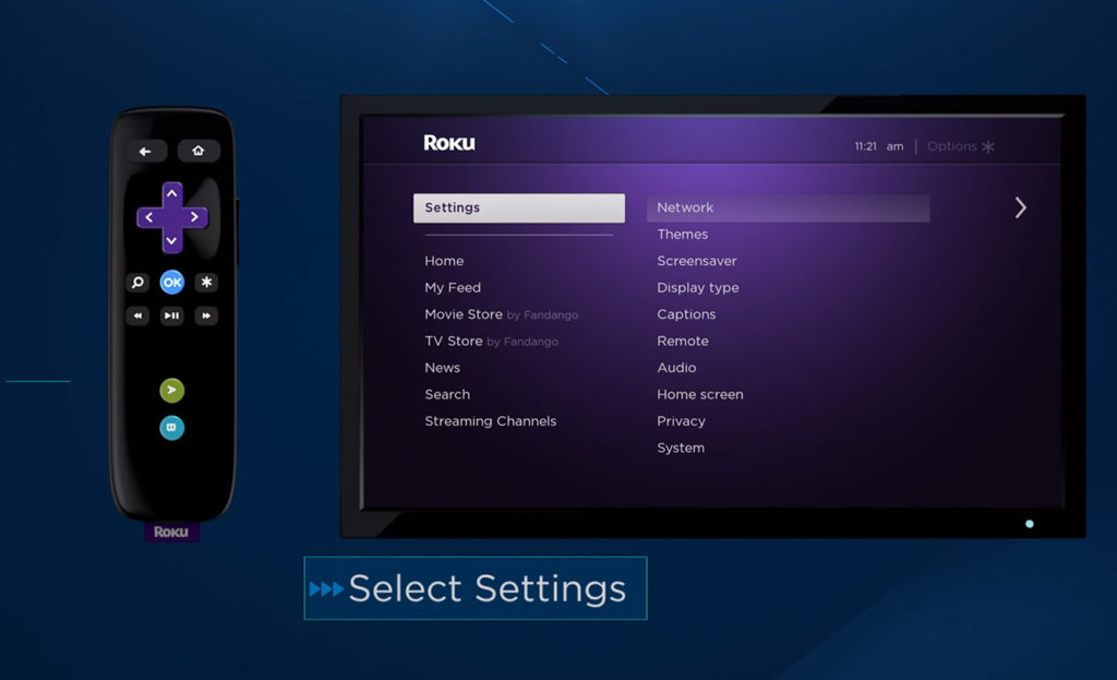 spectrum tv app roku