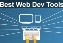 web dev tools